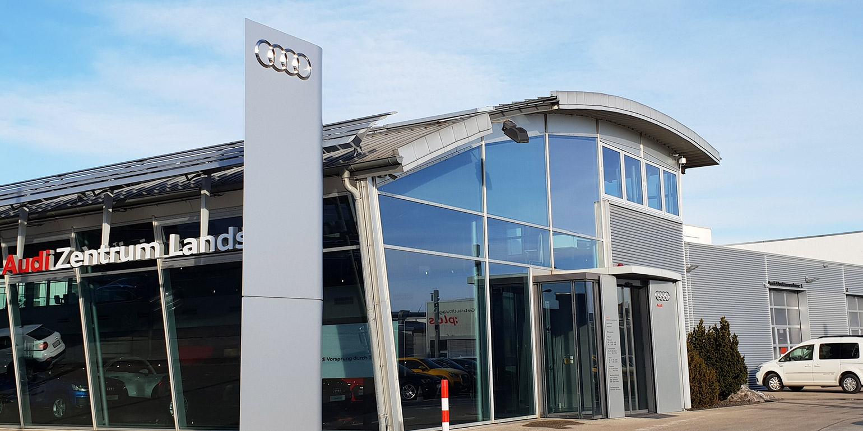 Audi Zentrum Landshut