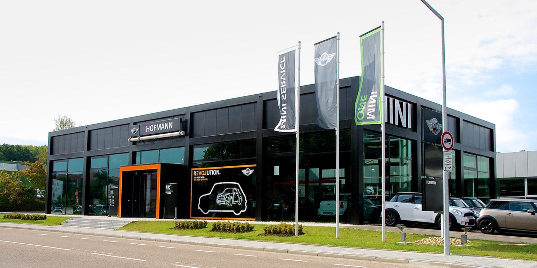 Autohaus Hofmann MINI