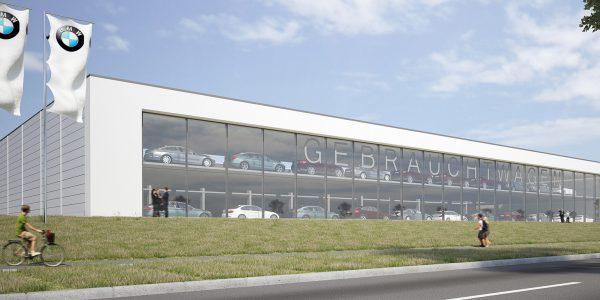 BMW Gebrauchtwagenzentrum Ostbayern