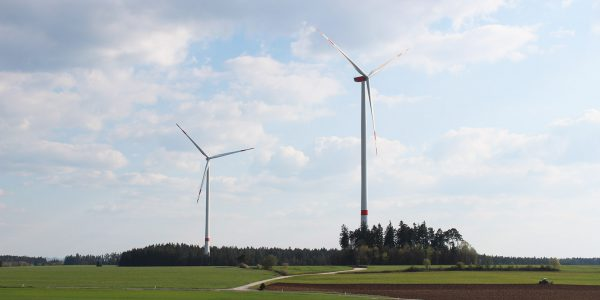 Windpark Hoher Weg