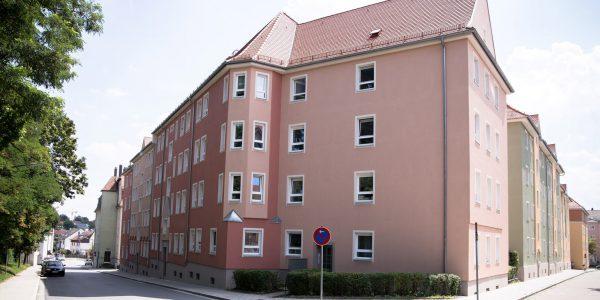 Wohnanlage Regensburg Simmernstraße