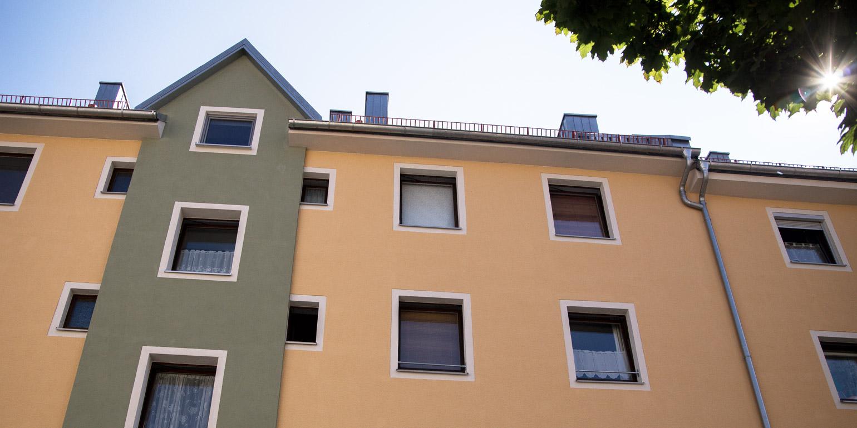 Wohnanlage Regensburg St.-Wolfgang-Straße