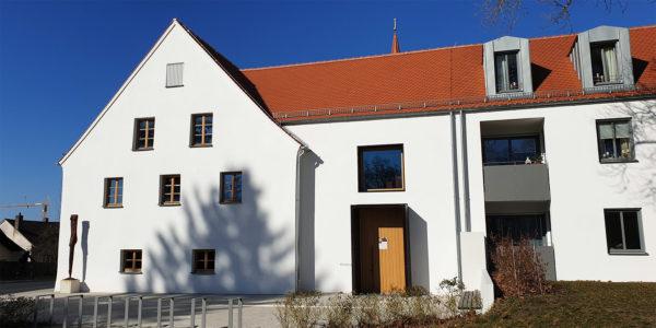 Kloster Neumarkt, Brauereigebäude